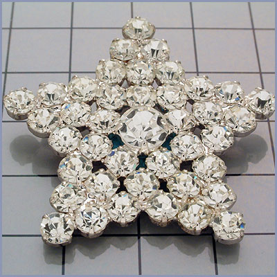 Rhinestone Ornament